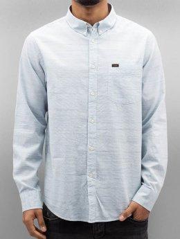 Lee Hemd Button Down blau