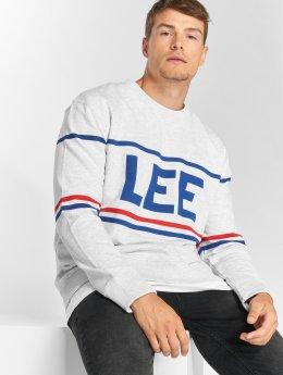 Lee Jumper 90's Logo grey