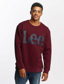 Lee Jumper Logo red