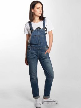 Lee Frauen Latzhose Relaxed Bib Overall in blau