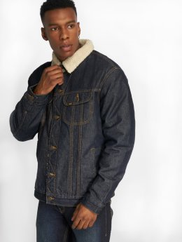Lee Lightweight Jacket Sherpa Rider black