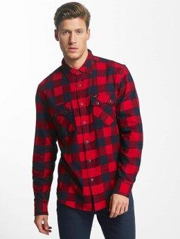 Lee overhemd Rider rood