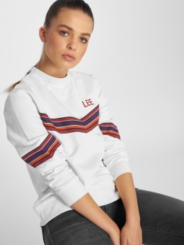 Lee Pullover Retro weiß