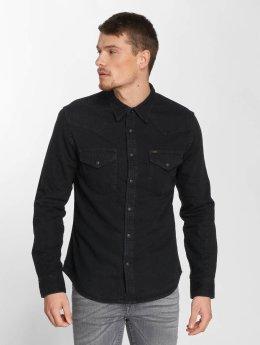 Lee Shirt Western black