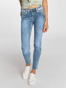 Lee Skinny jeans Scarlett Regular Waist blauw