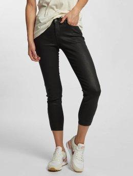 Lee Skinny jeans Scarlett Cropped zwart