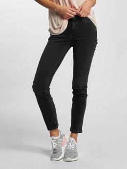 Lee Slim Fit Jeans Elly šedá