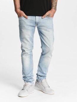 Lee Slim Fit Jeans Luke синий
