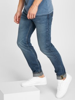 Lee Slim Fit Jeans Rider синий
