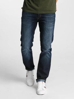 Lee Slim Fit Jeans Daren blau