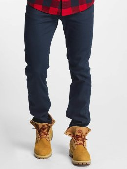 Lee Slim Fit Jeans Rider blauw