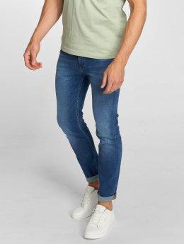 Lee Slim Fit Jeans Regular blauw