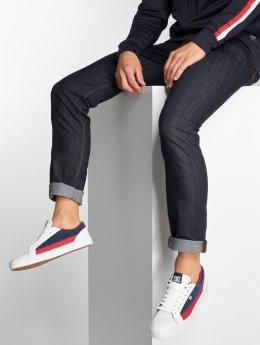 Lee Slim Fit Jeans Rider blauw