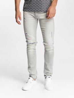 Lee Slim Fit Jeans Luke grau