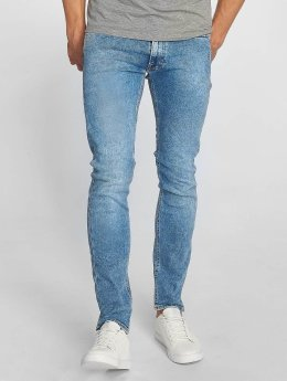 Lee Slim Fit Jeans Luke modrá