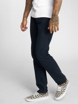 Lee Straight fit jeans Rider blauw