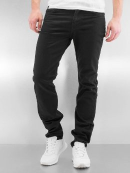 Lee Straight Fit Jeans Rider schwarz