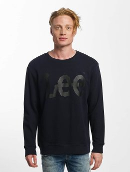 Lee Sweat & Pull Logo  bleu