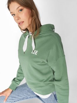 Lee | Lazy  vert Femme Sweat capuche