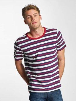 Lee T-Shirt Stripe blau