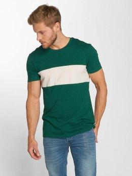 Lee t-shirt Blocking groen