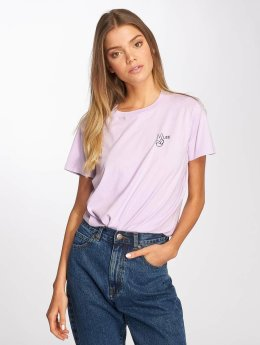 Lee T-Shirt Walte pourpre