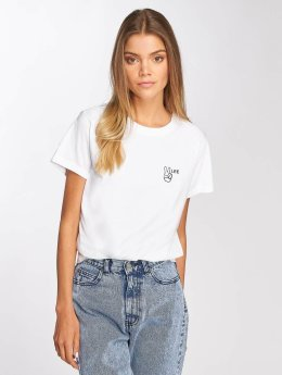 Lee t-shirt Walte wit