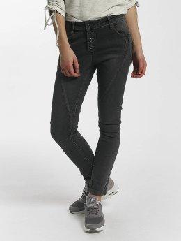 Leg Kings Облегающие джинсы Zac Zoe серый