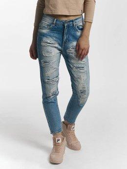 Leg Kings Boyfriend Jeans Blanka  blå