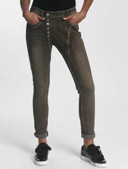 Leg Kings Jean skinny Zac&Zoe kaki