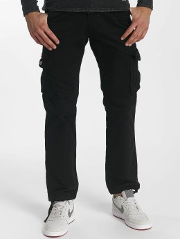 Leg Kings Loose fit jeans Bags zwart