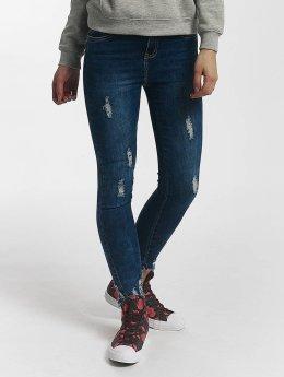 Leg Kings Skinny Jeans Misses RT niebieski