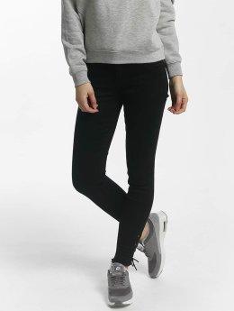 Leg Kings Skinny jeans Stereo zwart