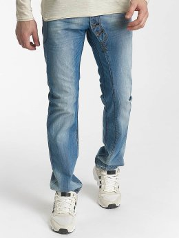 Leg Kings Slim Fit Jeans Nico blau