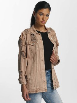 Leg Kings Veste Jean Hello Miss rose