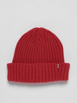 Levi's® Čepice Ribbed červený