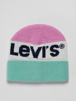 Levi's® Beanie Sportswear Logo fucsia