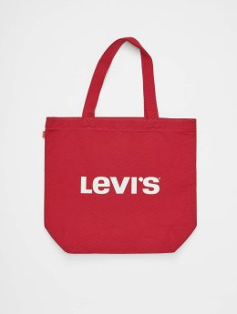 Levi's® Bolsa Flatwing Logo rojo