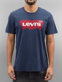Levi's® Camiseta Graphic Set-In azul