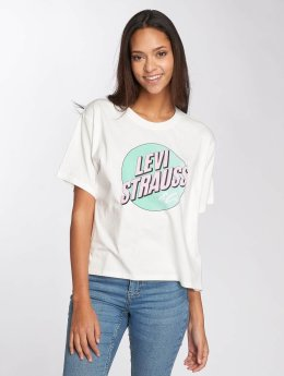 Levi's® Camiseta Graphic J.V. blanco