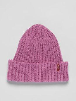 Levi's® Czapki Ribbed pink