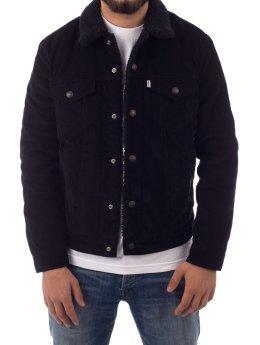 Levi's® Džínová bunda Type čern