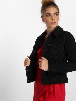 Levi's® Džínová bunda Denim  čern