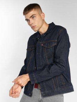 Levi's® Denim Jacket The Trucker Rinse blue