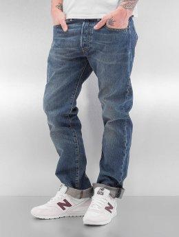 Levi's® Dżinsy straight fit 501  niebieski