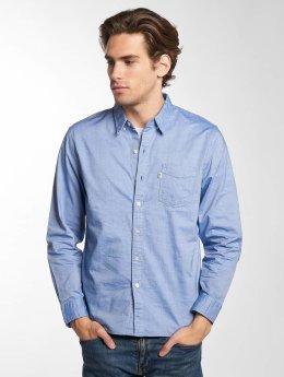 Levi's® Hemd Sunset blau