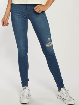 Levi's® Frauen High Waist Jeans Mile High in blau