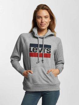 Levi's® Hoody Graphic Sport grijs