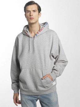Levi's® Hoody Line 8 Oversized grijs