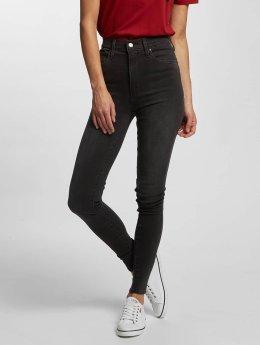 Levi's® Jeans de cintura alta Mile High Super Skinny gris